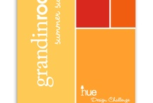 Hue Design Challenge / by Sweettablescapes I