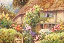 Art cottages
