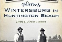 Books about Huntington Beach / Follow us on Goodreads.com to find more of our favorite books:  https://www.goodreads.com/friend/i?i=LTM2MTE3NjQyNDM6NDMy
