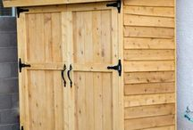 Storage Shed / Looking for DIY storage sheds / by Chris Cage