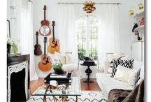 Gitar oppheng