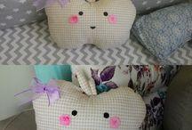 yastık pillow / el emeği handmade