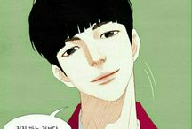 Read : Spirit Fingers by Kyoungchan Hal (manhwa)