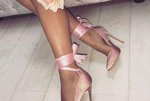 Сатин туфли