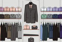 Fashion merchandising layout
