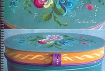 Decorative painting / by Dale Williams