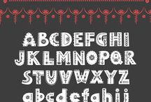 Mexican typography