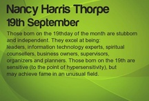 Horoscopes / by Nancy Thorpe