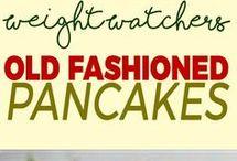 Pancakes Old fashion way