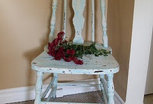 Painted Furniture / by Mary W. Morning Sun Studio