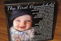 Scrapbooking Grandma pictures