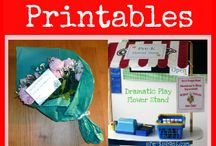 Dramatic play ideas