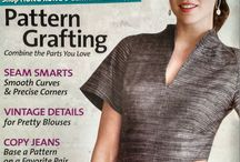 Sew Chic Pattern Co in the MEDIA / Hi, I'm Laura Nash and I make SEWING patterns! Modern and Vintage rolled into one. These are Ads and articles in the media