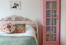 Painted furniture / Malowane meble