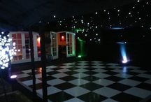 21st Birthday Party / Marquees for birthday parties