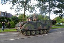 Bevrijdingsdag Zoetermeer 2013 / Diverse foto´s van de Militaire optocht door Zoetermeer tijdens bevrijdingsdag 2013