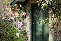 Ukrasna vrata