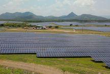 champs photovoltaique hérault