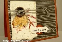 Autumn & Halloween - Cards and Craft Ideas