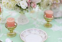 Mariage Jardin anglais / English Garden wedding