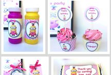 *piNk miNioN pArtY*