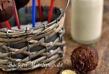 Süßes Kuchen & Deserts