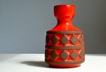 Frank keramik vase