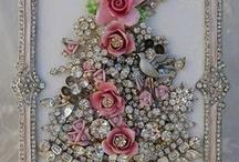 jewellery christmas trees