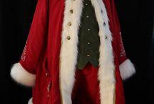 costumes Père Noël