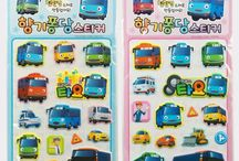 The Little Bus Tayo / Kids Toy