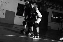 Roller Derby & other sports / by Elke Ramser