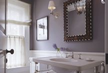 Inspiration: Purple. Ideas for tiles, bathrooms and interior design. / Inspiration for your purple themed projects. Bathroom, kitchen, tile, interior design ideas. Visit us at ROCCIA to assist you in creating your dream room. www.roccia.com