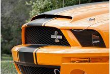 Shelby - Mustang & Autíčka