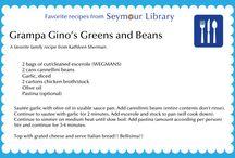 Library Recipes