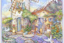 paintings sweet