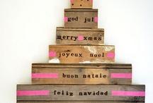 Natale  Xmas Noel Navidad / by deborah Pastorello