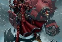 Iron Kingdoms inspirations