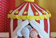 Vintage Circus Party / by Blythe Bourger