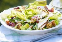 Alfresco dining and recipes / Make the most of the hot weather with outdoor dining & recipes!