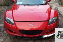 Mazda RX8 LPG Conversion Red / Mazda RX8 LPG Conversion / Autogas Conversion