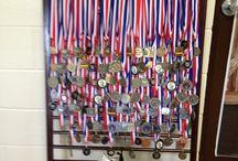 medaille hangers