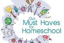 Homeschool: General Resources / General resources for homeschooling