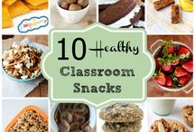 Kiddie Snacks/Lunches / Sometimes I need some inspiration for my kiddies' lunches!  / by Laura Chan