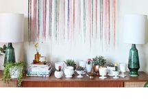 Home Decor - Vintage Style / Vintage style home decor ideas.