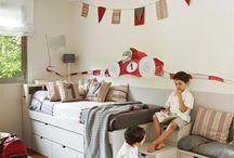 Mason's room / Smart ideas for small room