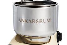 Ankarsrum Colors / Mixer colors available in the USA.