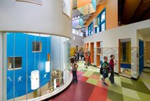 Primary Education / Creative early learning spaces