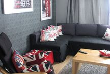 My British Living Room / by Roxette D.