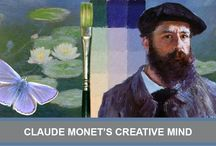 Monet's Mind / Looking for answers in all the wrong places.