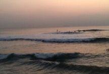 sunrise an surfs up durban 2014